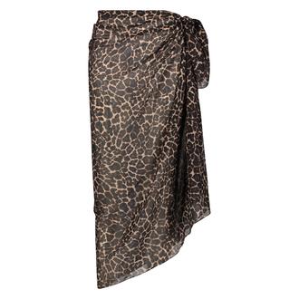 Pareo leopard, Zwart