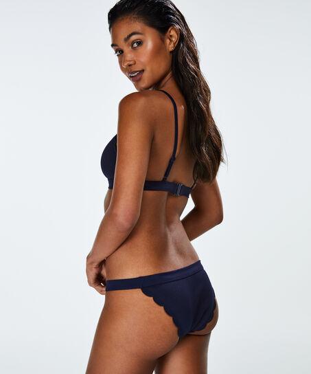 Crop Top bikinitop Dusk, Blauw