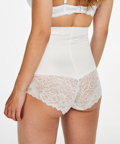 Brief Scuba lace - Level 3, Wit