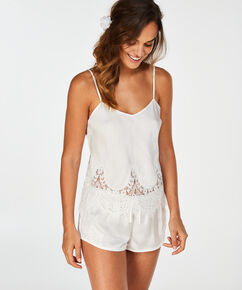 Pyjama set Bridal, Wit