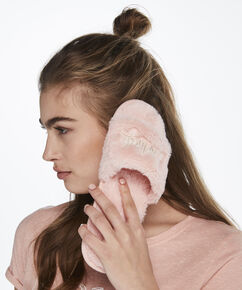 Slippers Darling, Roze