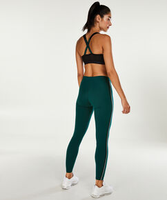 HKMX low waisted legging level 1, Blauw