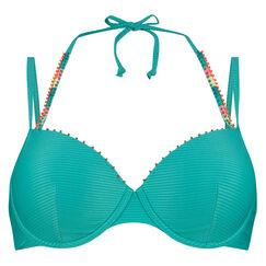 Voorgevormde beugel bikinitop Aurora, Groen