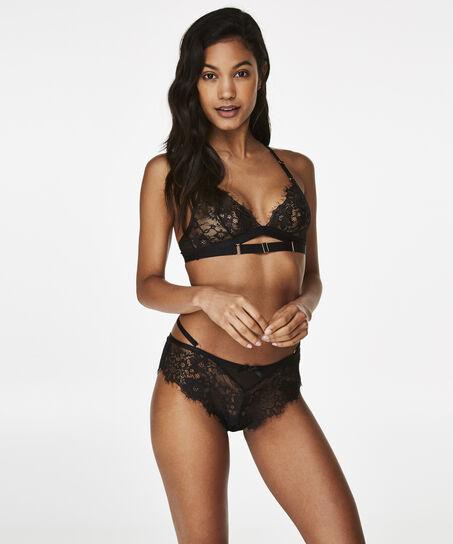 Brazilian Mila, Zwart