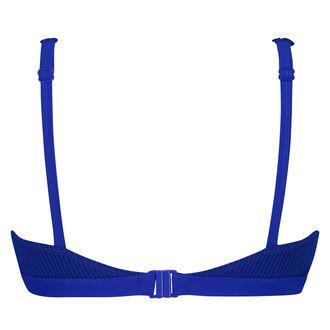 Bikini croptop Crop Game, Blauw