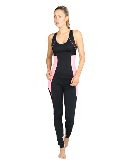 Sports leggings Victoria, Roze