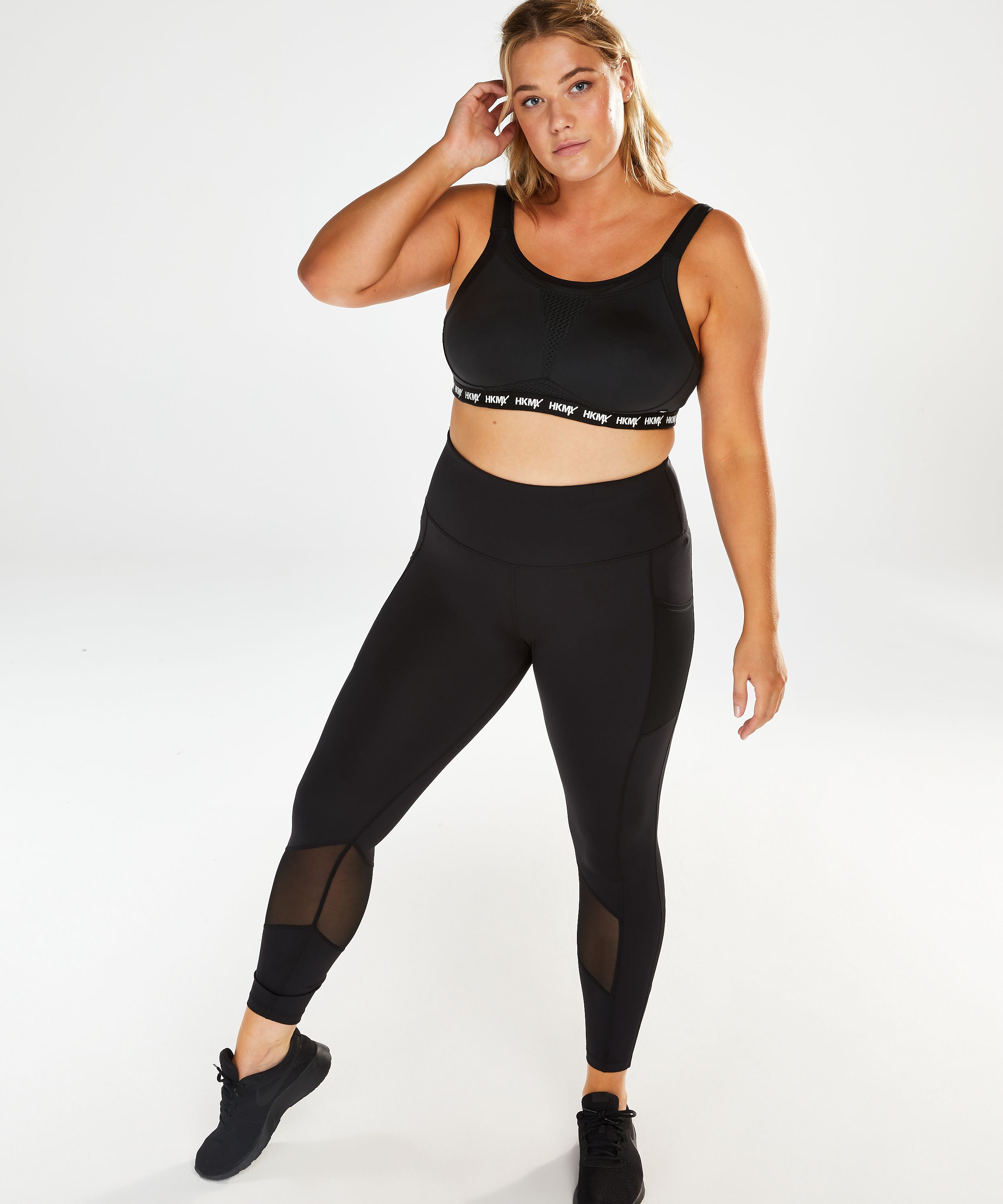 HKMX Oh My Squat High Waisted Legging , Zwart, main