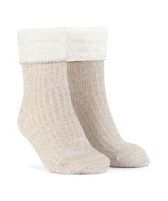 Image of Hunkemöller 1 paar Cosy rib sokken Wit
