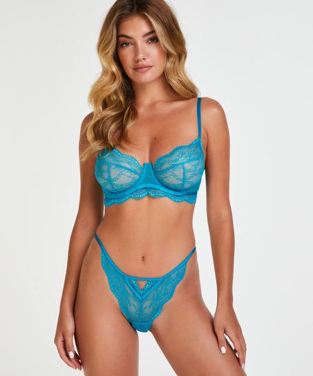 Brazilian Isabelle, Blauw