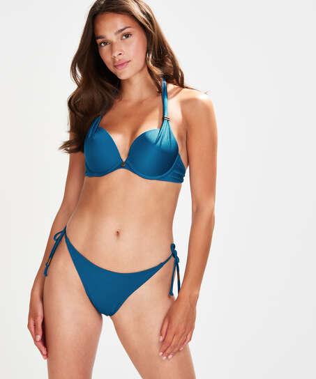 String bikinibroekje Sunset Dream, Blauw