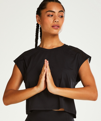 HKMX Sport t-shirt Joya, Zwart
