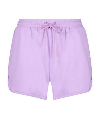 Shorts Snuggle Me, Paars