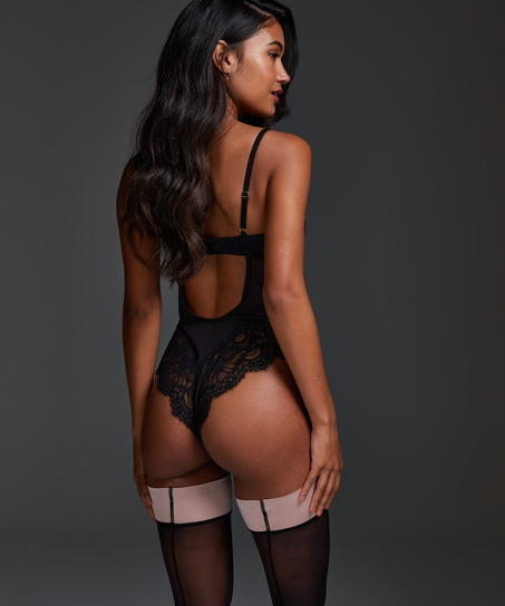 Body Amelia, Zwart