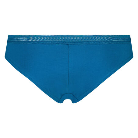 Brazilian Lara Cotton, Blauw
