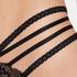 Lage string Bonnie, Zwart