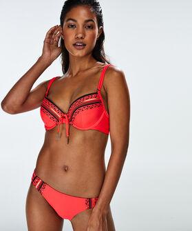 Voorgevormde beugel bikinitop Spot Chance, Oranje