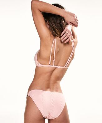 Laag rio bikinibroekje Vixen Vee, Roze