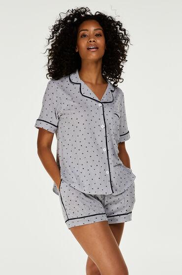 Hunkemöller DKNY Pyjama set Grijs