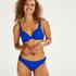 Push-up bikinitop Luxe Cup A - E, Blauw