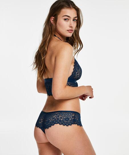 Bralette Davu, Blauw