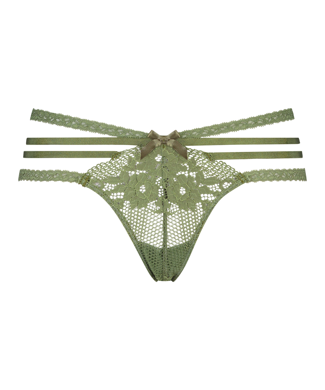 Lage string Bonnie, Groen, main