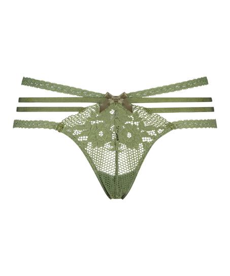 Lage string Bonnie, Groen