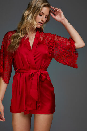 Hunkemoller Kimono Jennifer Rood