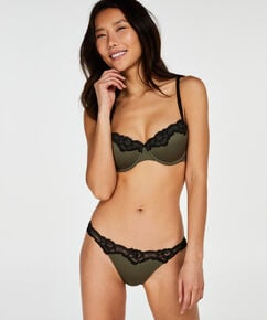 String Secret Lace, Groen