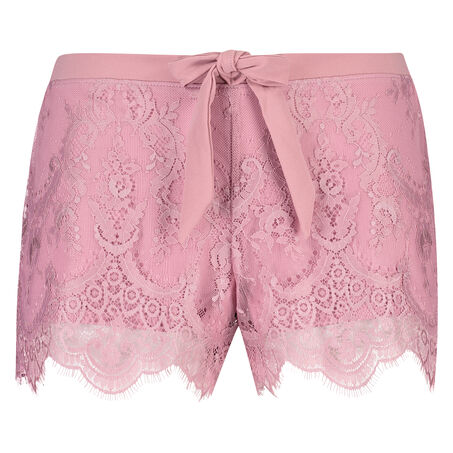 Short Lace, Paars
