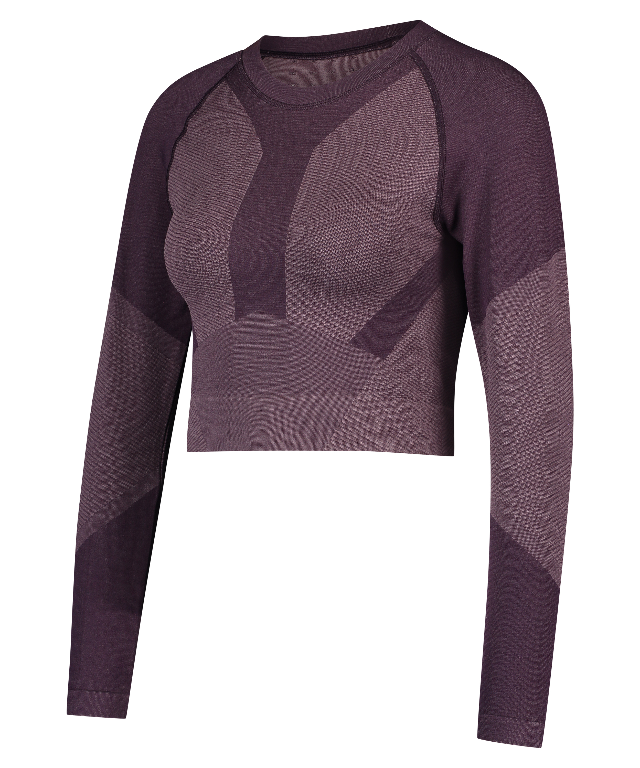 HKMX The Motion Crop Top, Paars, main