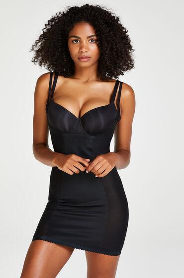 Hunkemoller Corrigerende jurk - Level 3 Zwart