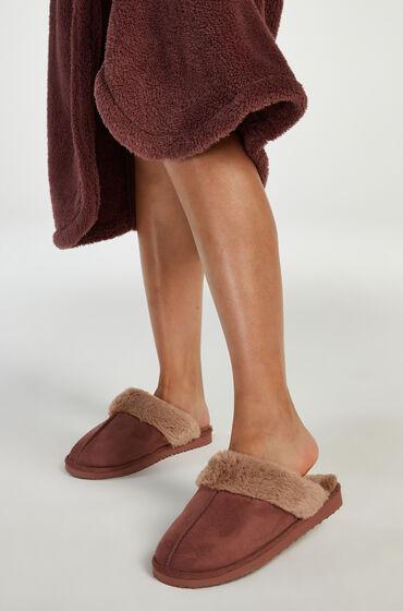 Hunkemoller Pantoffels Roze