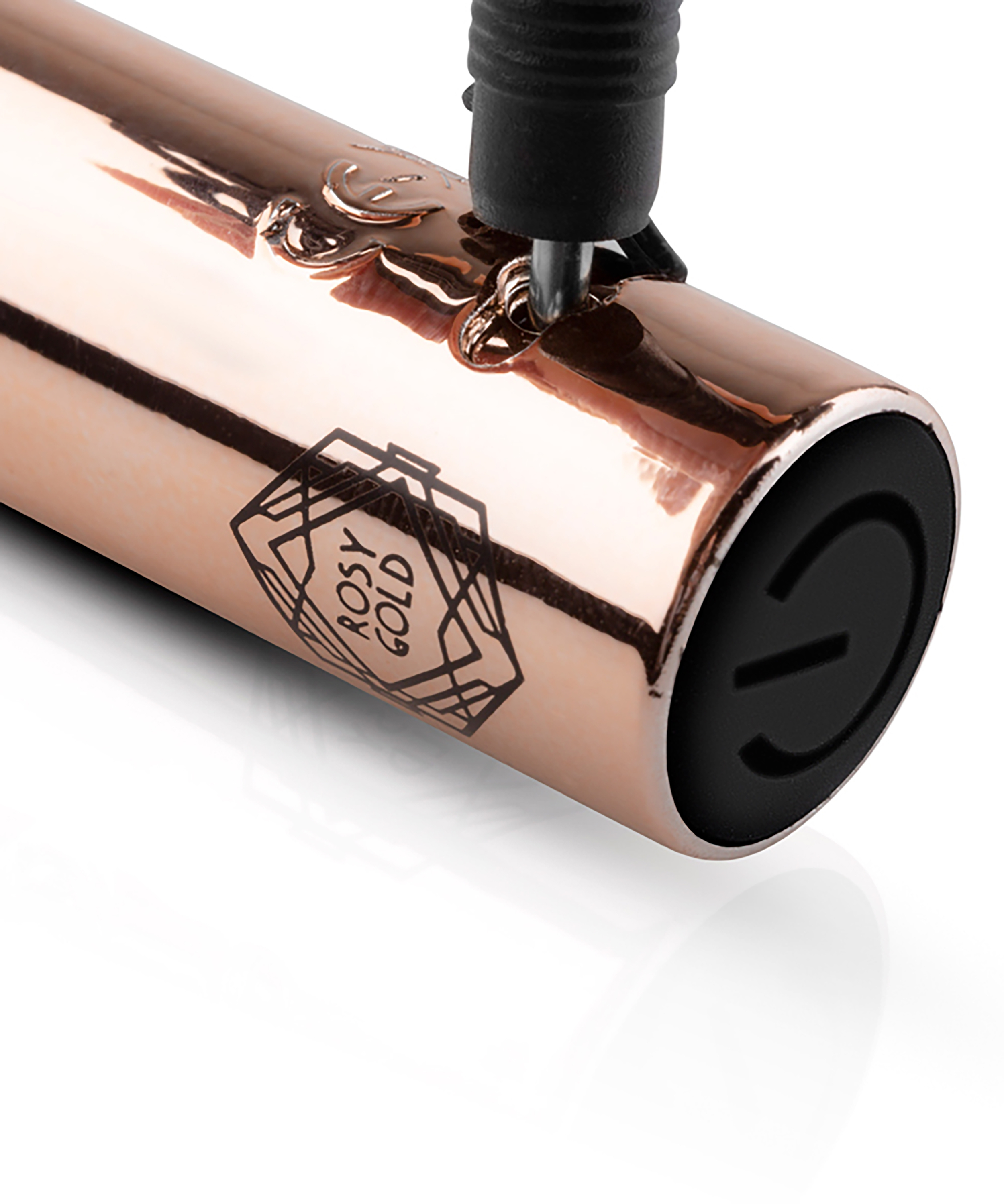 Rosy Gold Nouveau G-spot Vibrator, Roze, main