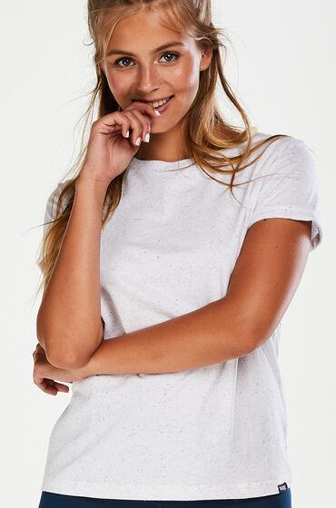 Hunkemöller HKMX Sportshirt met korte mouwen Wit