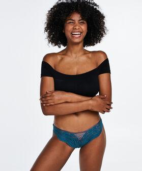 Brazilian Magda, Blauw