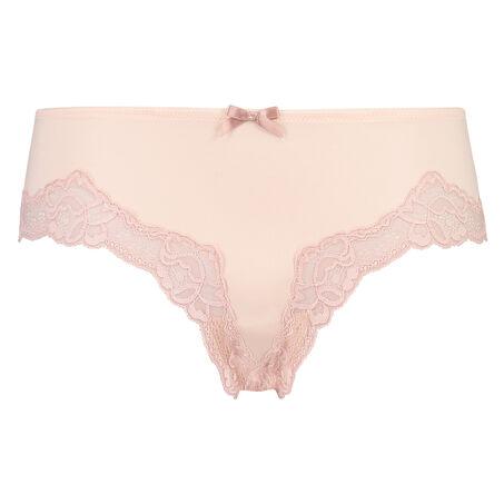 Slip Secret Lace, Roze