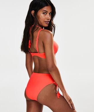 Hoog rio bikinibroekje Afia, Oranje
