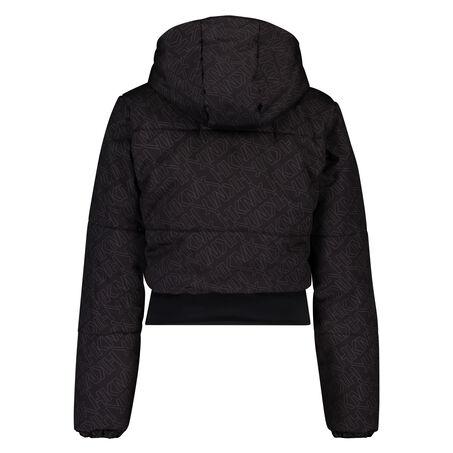 HKMX Ski jas, Zwart