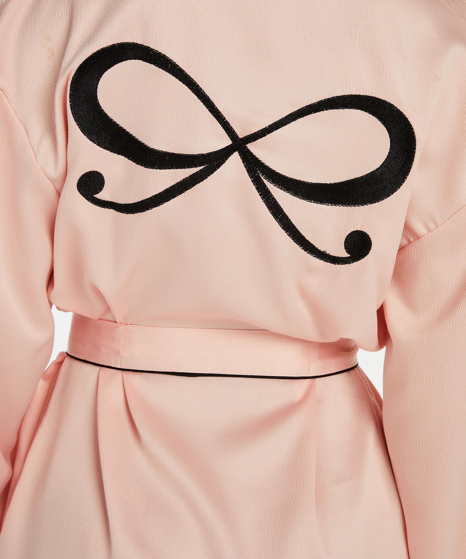 Kimono Satin, Roze, main
