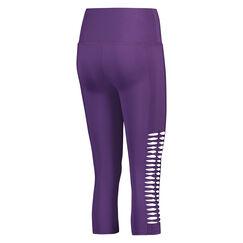 HKMX Regular waist capri Level 2, Paars