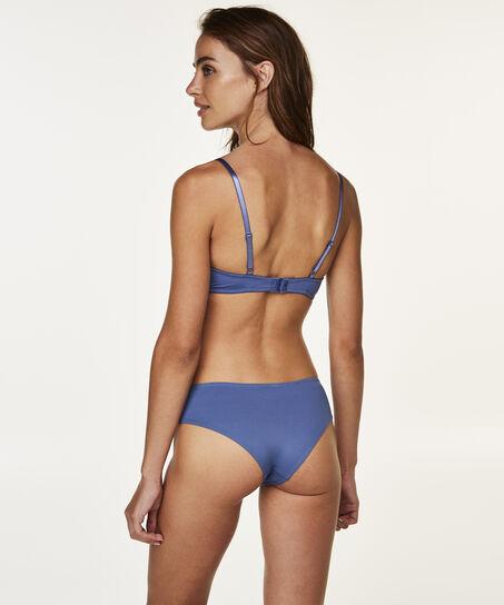Brazilian Gina, Blauw