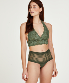 Invisible hoge string, Groen