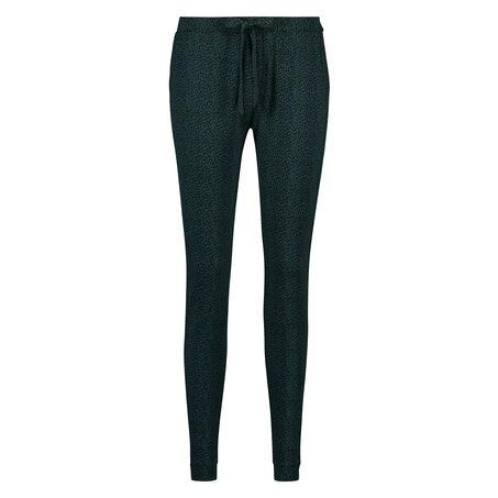 Pyjamabroek Loose fit, Groen