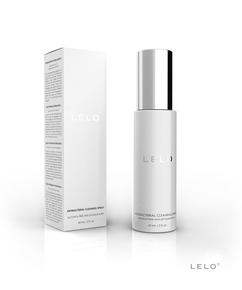Lelo Premium Cleaning Spray 60 ML, Zwart