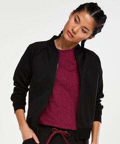 HKMX Jacket, Zwart