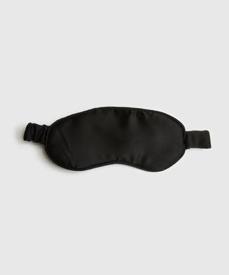 Slaapmasker, Zwart