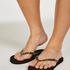 Slippers Fancy, Zwart