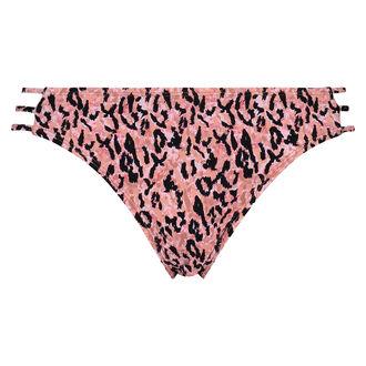 Rio bikinibroekje Leopard Lady, Roze