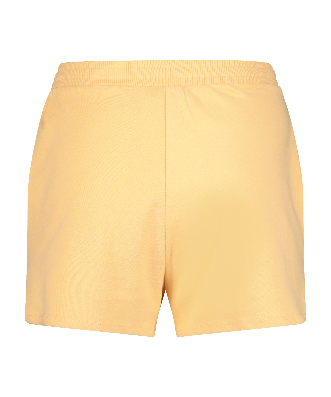 Shorts Sweat French, Oranje, main