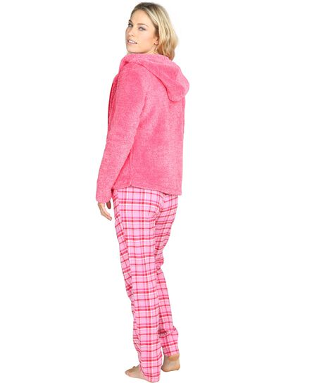 Jacket Bunny, Roze
